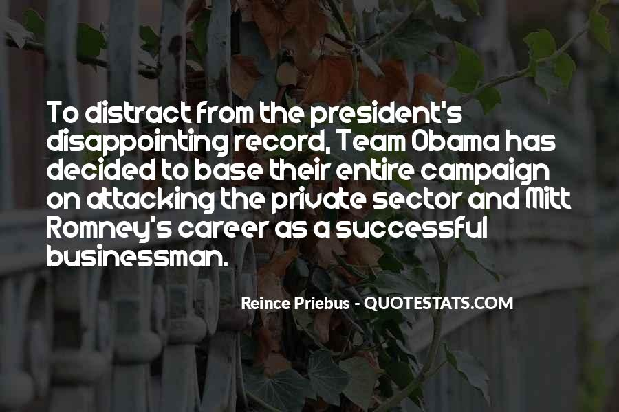 Quotes About Romney And Obama #978365