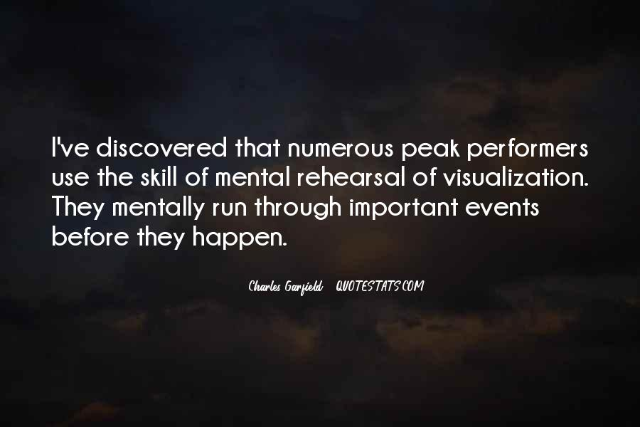 Quotes About Important Events #1297388