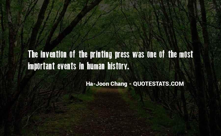 Quotes About Important Events #871958