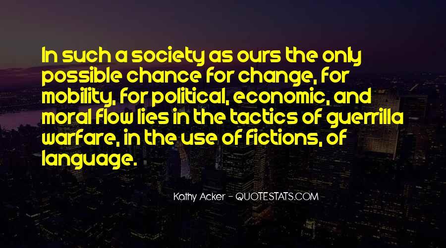 Quotes About Guerrilla Warfare #68652