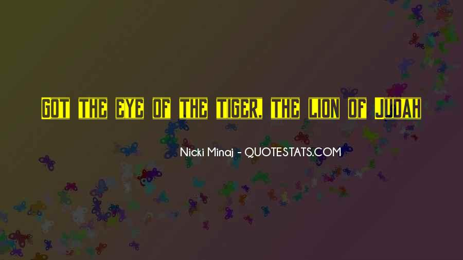 Quotes About Lion Of Judah #1786337