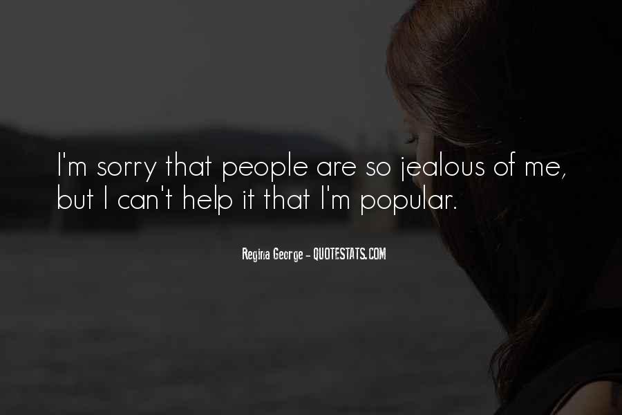 Quotes About Jealous Ex #38984