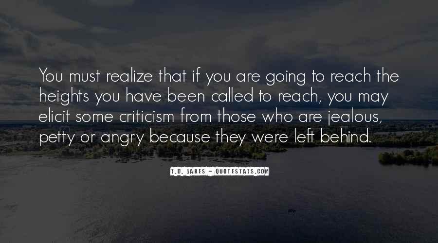 Quotes About Jealous Ex #45926