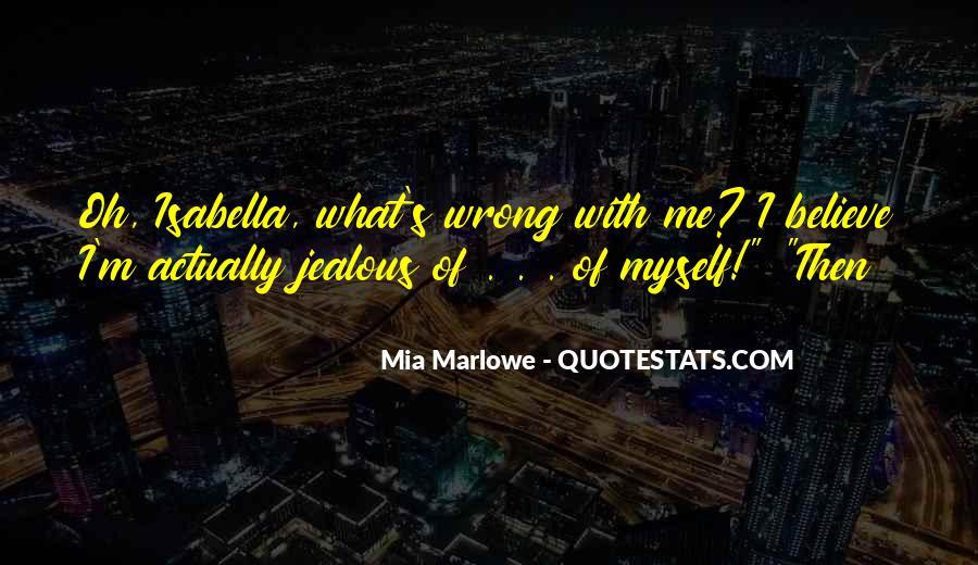 Quotes About Jealous Ex #51081