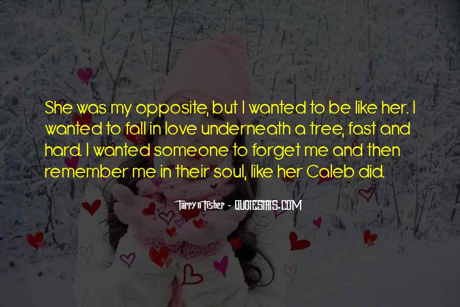 Quotes About A Love Triangle #371929