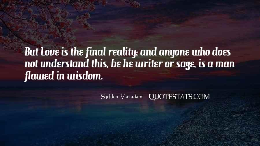Quotes About Sage Wisdom #235111