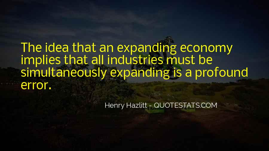 Quotes About Expanding #72389