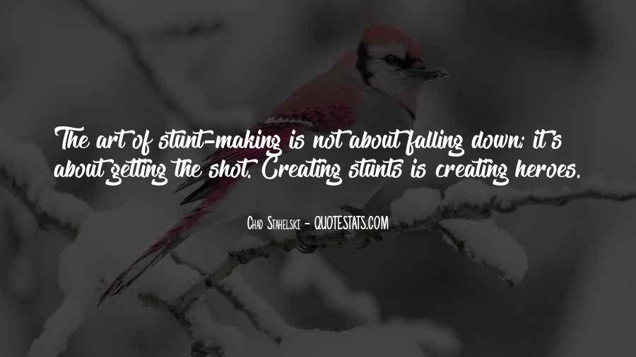 Quotes About Making Art #106518