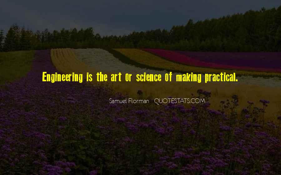 Quotes About Making Art #176681