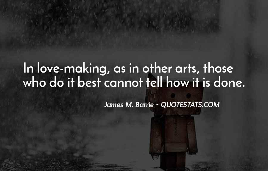 Quotes About Making Art #184984