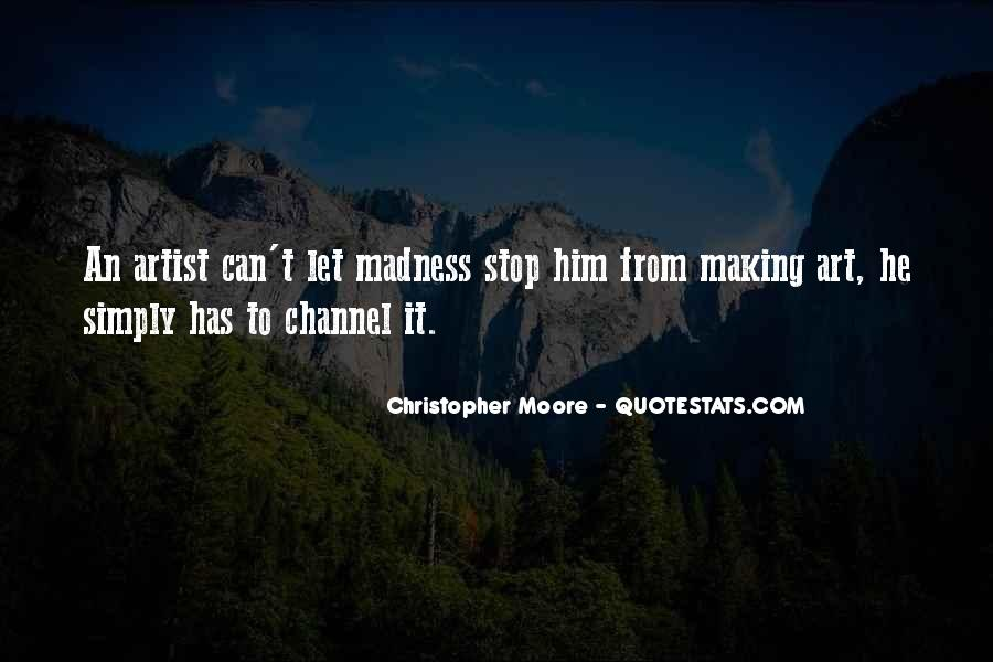Quotes About Making Art #239842