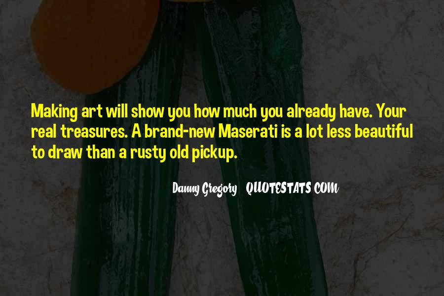 Quotes About Making Art #248543