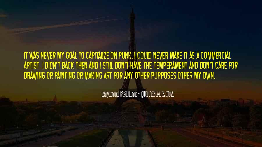Quotes About Making Art #253753