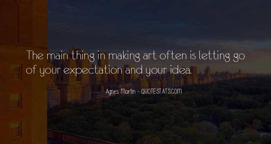 Quotes About Making Art #27016