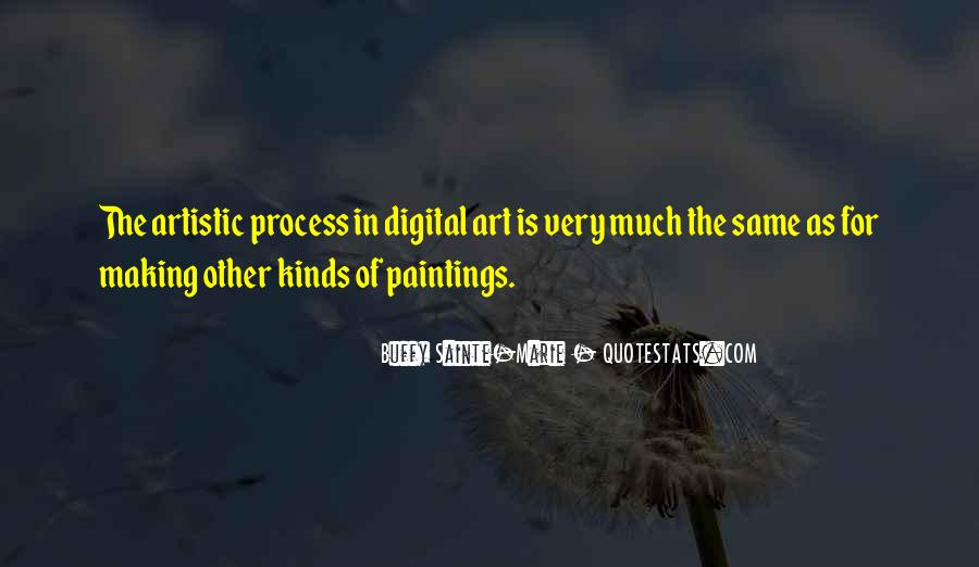 Quotes About Making Art #48533