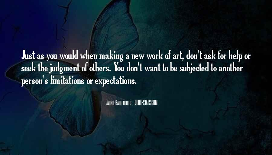 Quotes About Making Art #5998