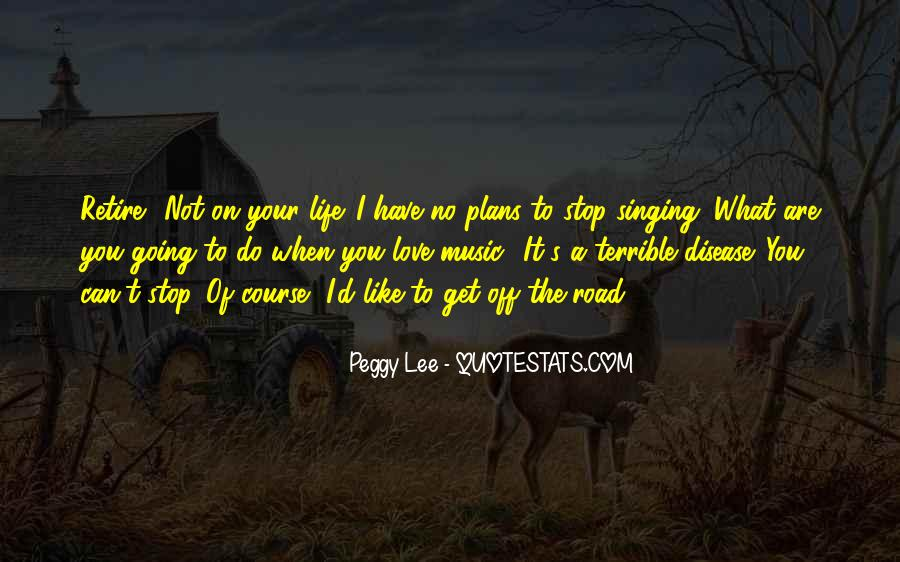 Quotes About No Plans #132167
