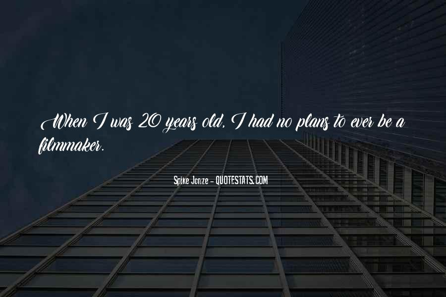 Quotes About No Plans #146198