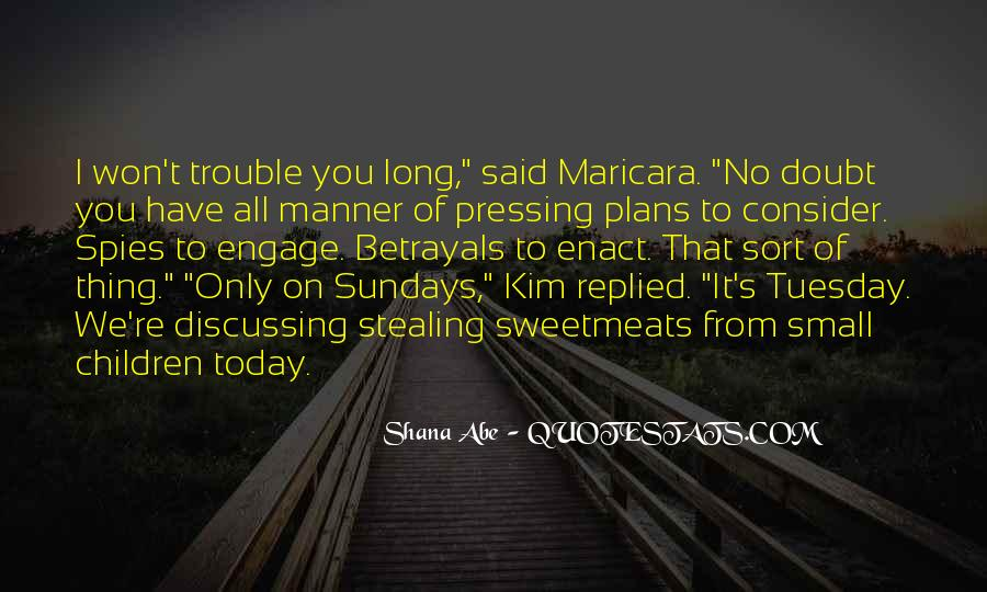 Quotes About No Plans #173107