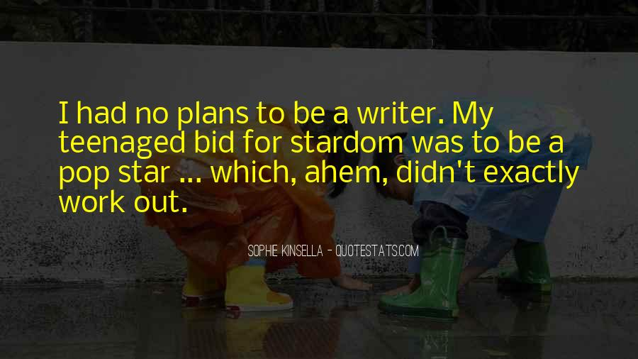 Quotes About No Plans #272901