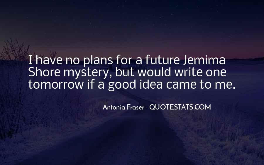 Quotes About No Plans #303334