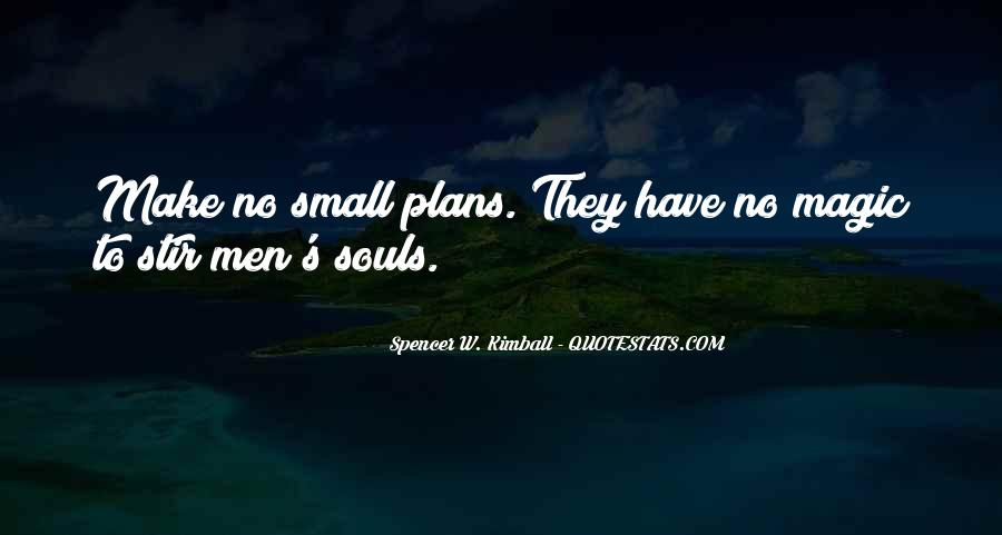 Quotes About No Plans #472006