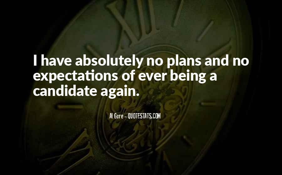 Quotes About No Plans #491606