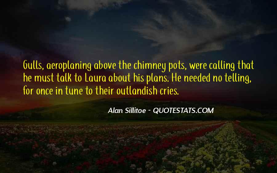 Quotes About No Plans #53061