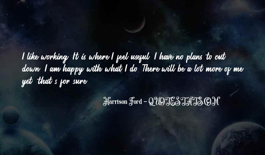 Quotes About No Plans #619958