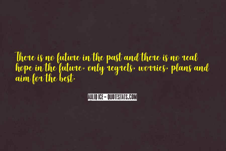 Quotes About No Plans #688433