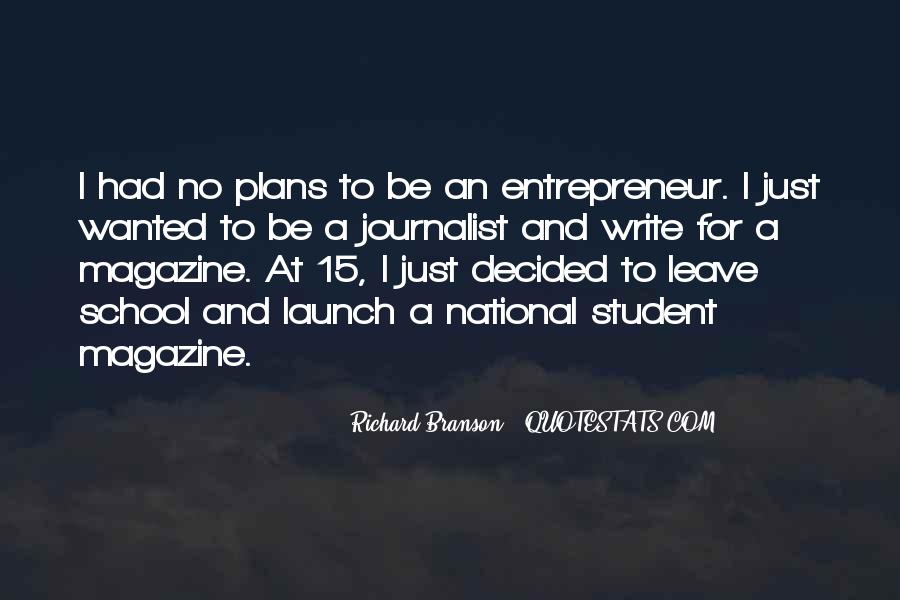 Quotes About No Plans #713234