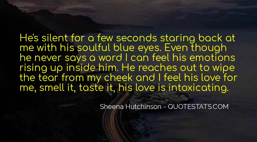 Quotes About Silent Love #438101