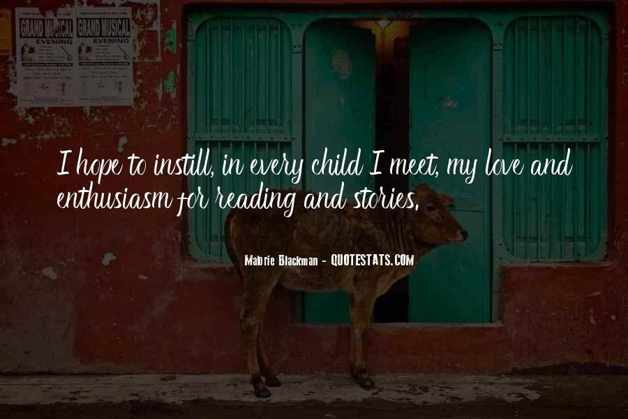 Quotes About Reading By Malorie Blackman #145693