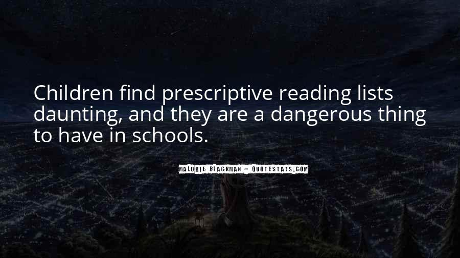 Quotes About Reading By Malorie Blackman #431643