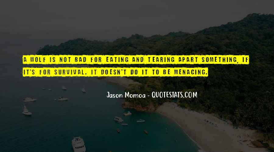 Quotes About Tearing Apart #1216454