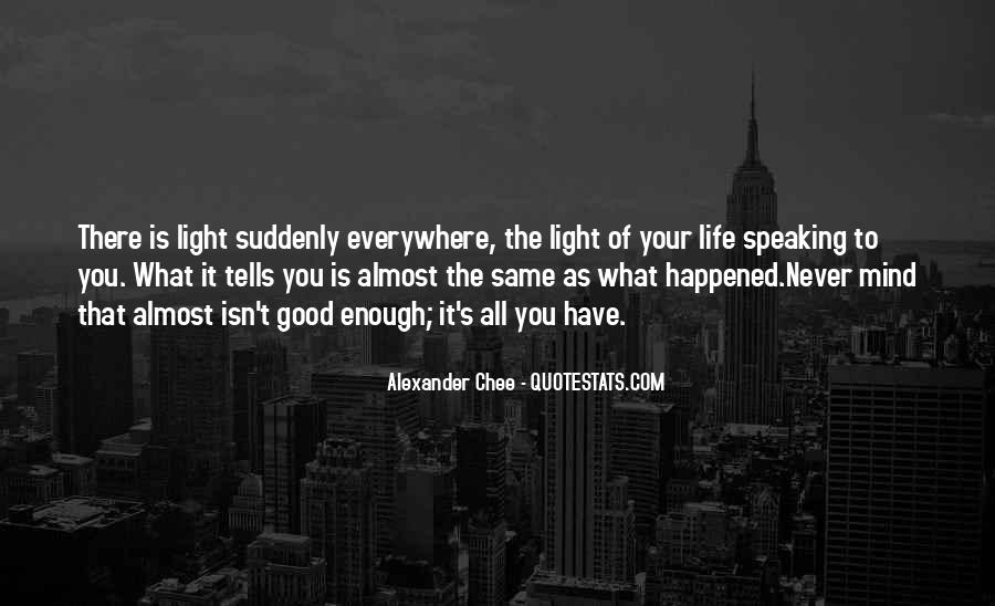 Quotes About Not Speaking Your Mind #173049