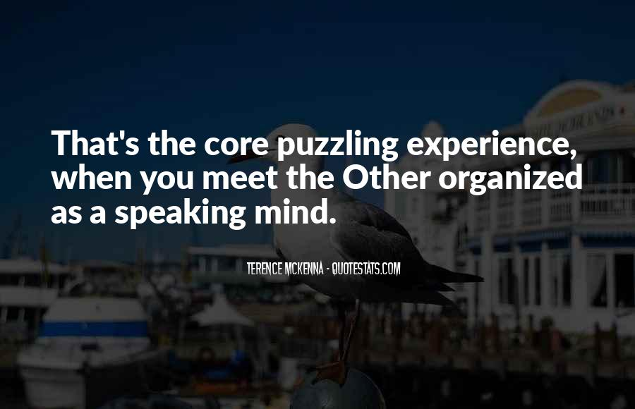 Quotes About Not Speaking Your Mind #235065