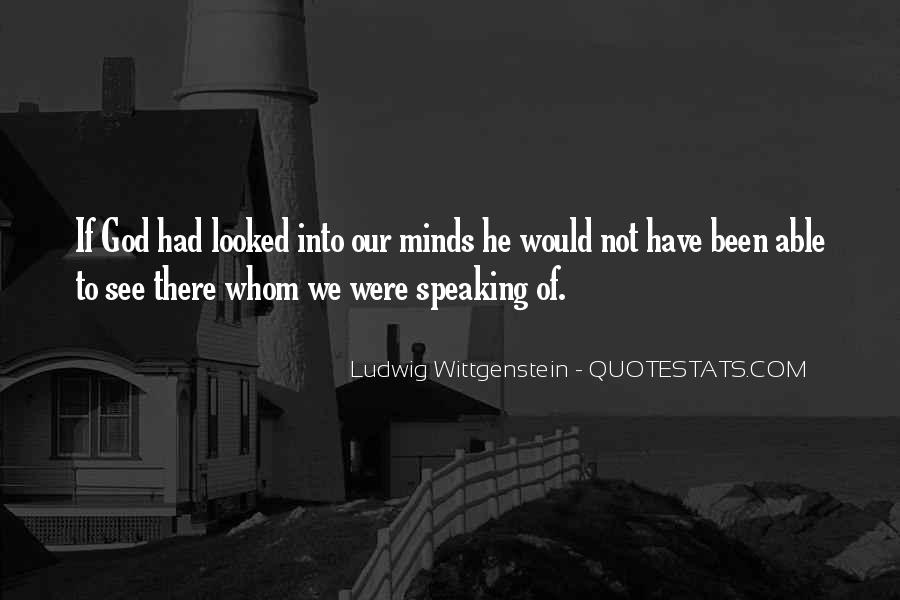 Quotes About Not Speaking Your Mind #485471