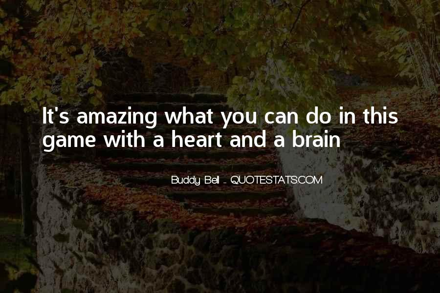 Quotes About Brain Games #420042