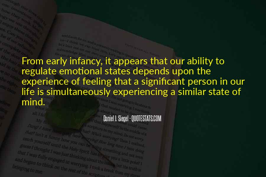 Quotes About Feeling Significant #410018