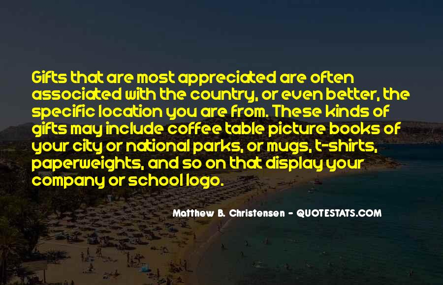 Quotes About Coffee Table Books #425009