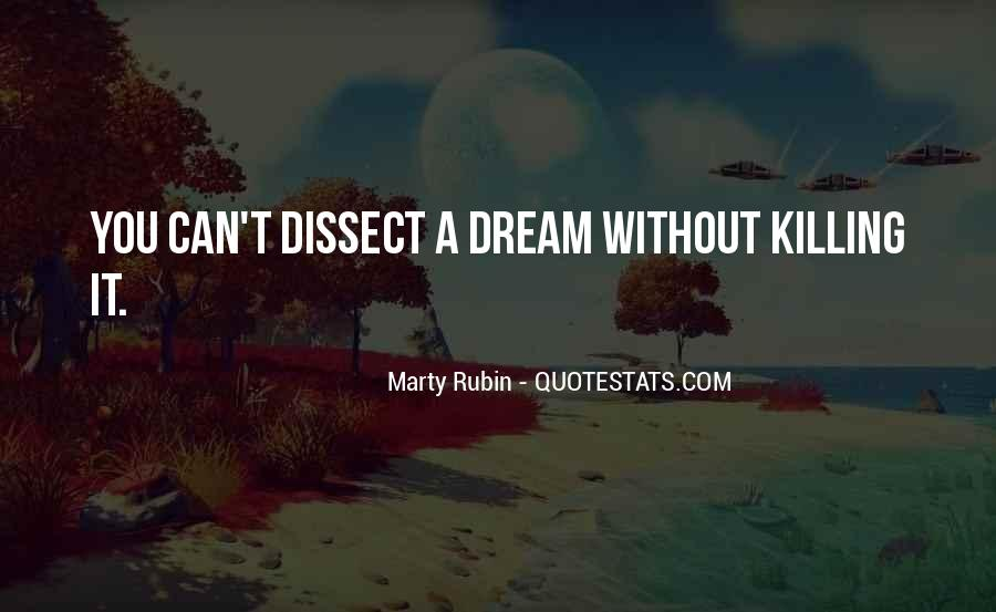 Quotes About Dream Analysis #1486556