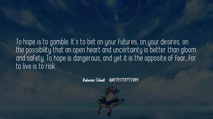 Quotes About Better Futures #1412111