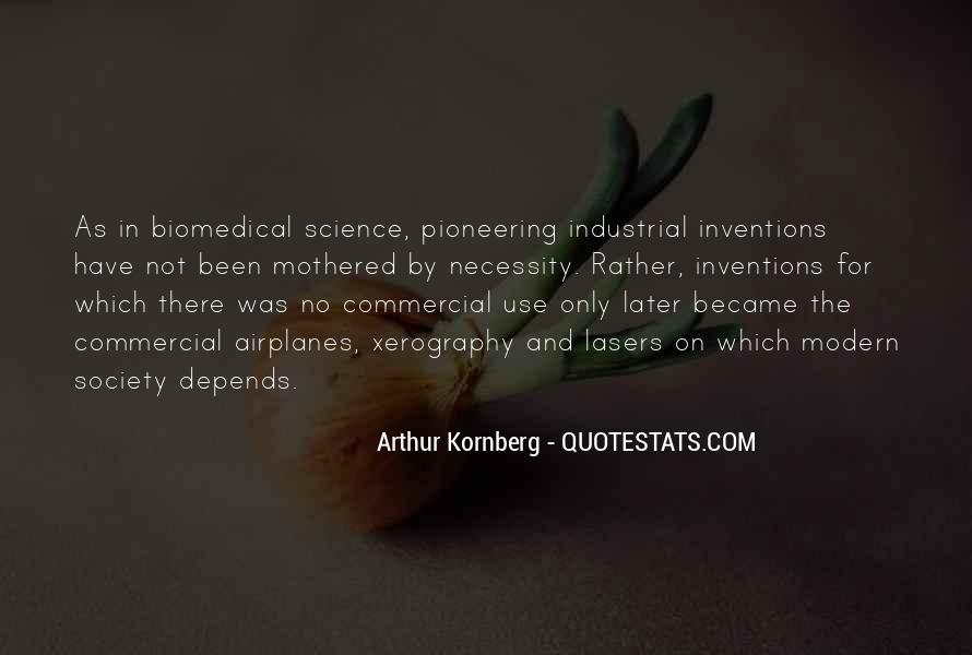 Quotes About Biomedical #178070