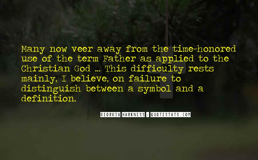 Quotes About Failure And God #1053520