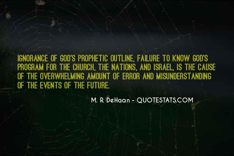 Quotes About Failure And God #1172026
