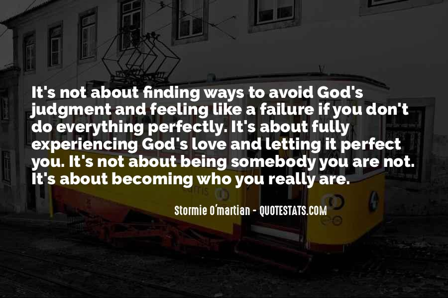 Quotes About Failure And God #1330085