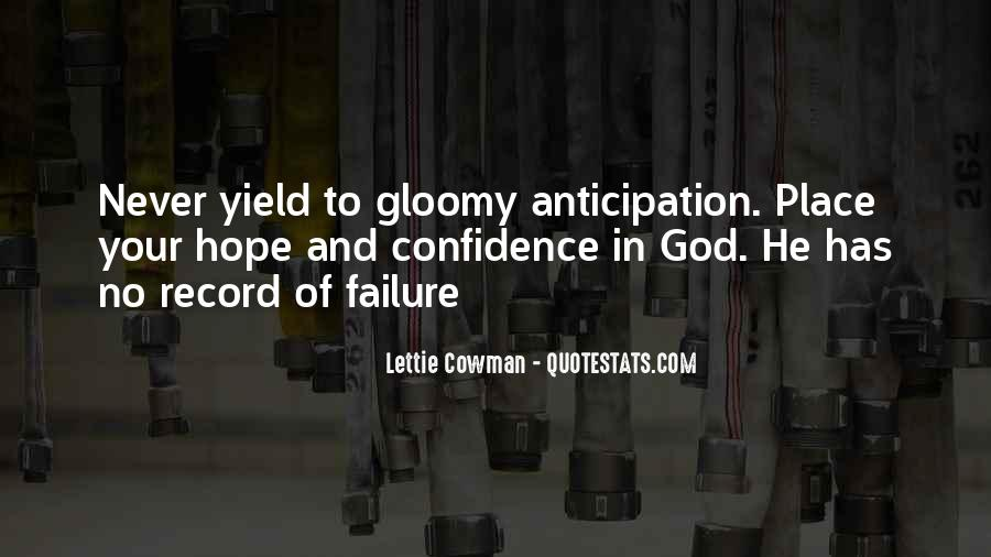 Quotes About Failure And God #1355211