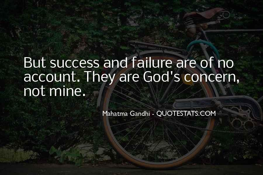 Quotes About Failure And God #1512973