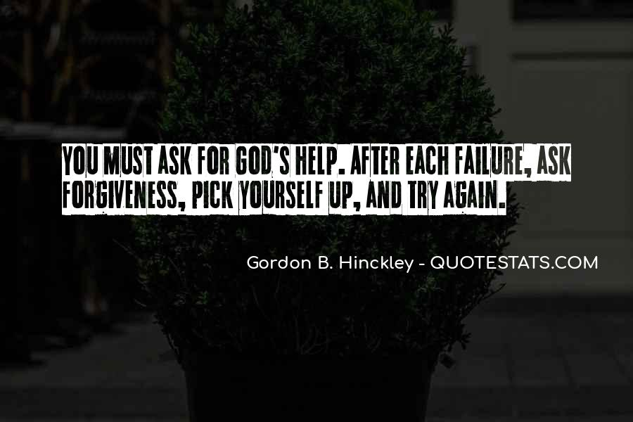 Quotes About Failure And God #158227